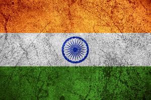 Flag Of India by Miro Novak