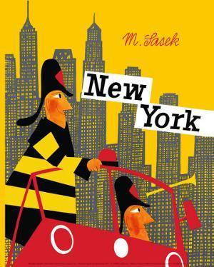 New York by Miroslav Sasek