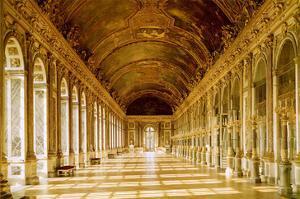 Mirror Hall Palace Versailles