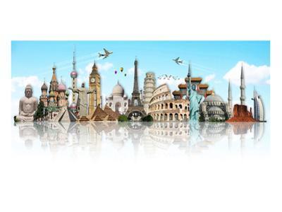 MirroredWorld Monuments