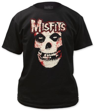 Misfits - Bloody Misfits Skull