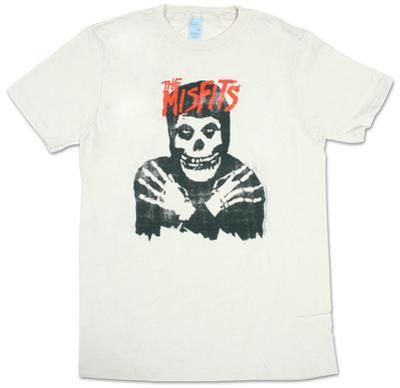 Misfits - Classic Skull Distressed