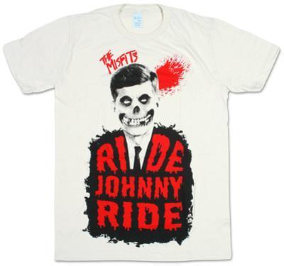 Misfits - Ride Johnny Ride (slim fit)
