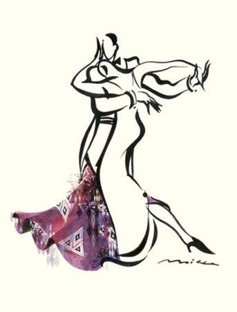 Tango Passion by Misha Lenn
