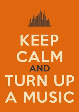 Keep Calm Poster by MishaAbesadze