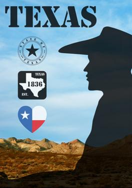 Poster of Texas by MishaAbesadze