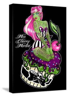 Cupcake Zombie by Miss Cherry Martini