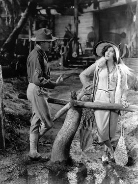 Miss Sadie Thompson by Raoul Walsh with Gloria Swanson, 1928, 1928