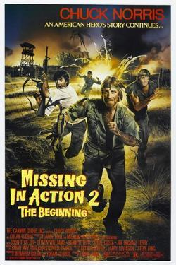 Missing in Action 2: The Beginning, Chuck Norris, 1985, © Cannon films/courtesy Everett Collection