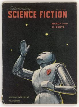 """""""Missing Ingredient,"""" the Robot is Missing a Heart"""