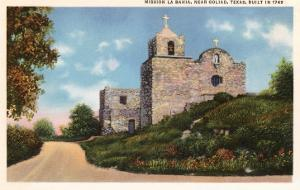 Mission La Bahia, Goliad, Texas