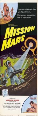Mission Mars, 1968