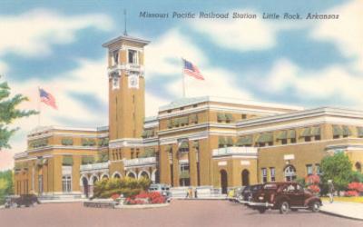 Missouri Pacific Railroad Station, Little Rock, Arkansas