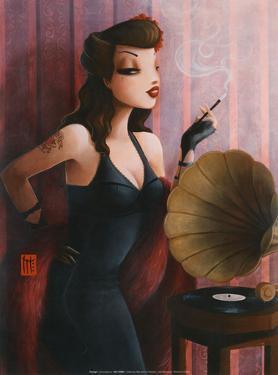 Grammophone by Misstigri