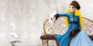 Princesse Natasha by Misstigri