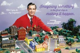 Mister Rogers Neighborhood Posters Prints Paintings Wall Art For Sale Allposters Com