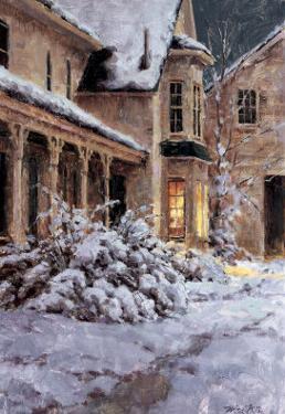 First Snow by Mitch Billis