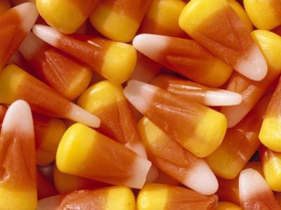 Halloween Candy Corn by Mitch Diamond