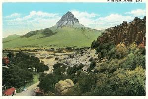 Mitre Peak, Alpine