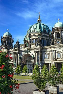 Berlin, Germany. Berlin Cathedral in Lustgarten on Museum Island by Miva Stock