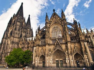 Cologne Cathedral, Cologne, Germany by Miva Stock