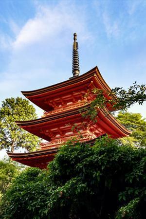 Kyoto, Japan. Taisan-ji Temple nearby Kiyomizu-dera Temple by Miva Stock