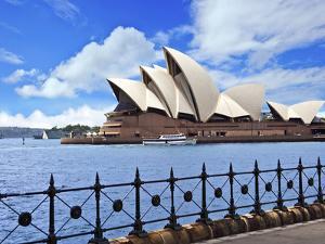 Sydney Opera House, Sydney, New South Wales, Australia by Miva Stock