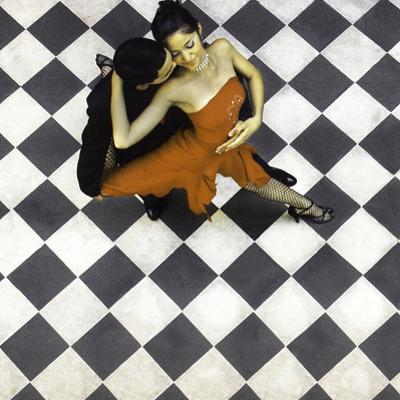 Tango Dancers, Buenos Aires, Argentina by Miva Stock
