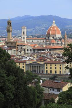 Cityscape of Florence, Florence, Tuscany, Italy by MIXA Co. Ltd.