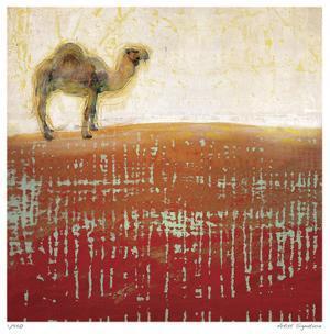 Camel Journey by Mj Lew