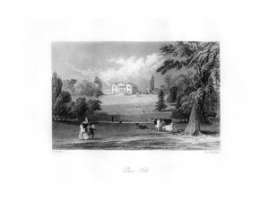 Pains Hill, Surrey, 19th Century by MJ Starling