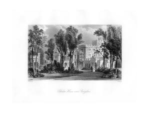 Selsdon House Near Croydon, 19th Century by MJ Starling