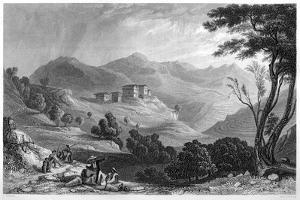 The Village of Naree, India, C1860 by MJ Starling