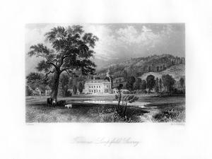 Trevereux, Limpsfield, Surrey, 19th Century by MJ Starling
