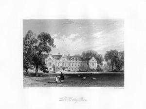 West Horsley, Surrey, 19th Century by MJ Starling
