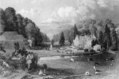 Wotton House, Surrey, 19th Century