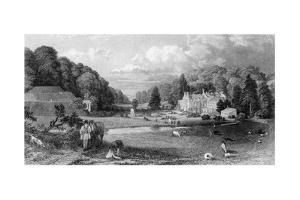 Wotton House, Surrey, 19th Century by MJ Starling