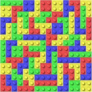 Colored Blocks by mkrol