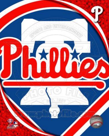 MLB 2011 Philadelphia Phillies Team Logo
