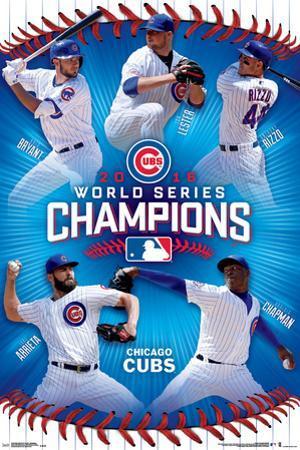 MLB: 2016 World Series Champs
