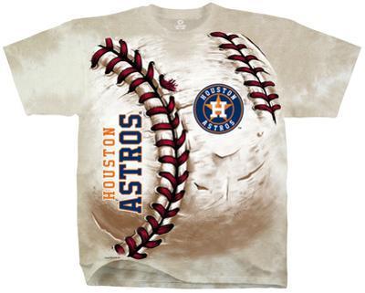MLB - Astros Hardball Logo