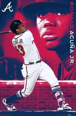 MLB Atlanta Braves - Ronald Acuña Jr 19