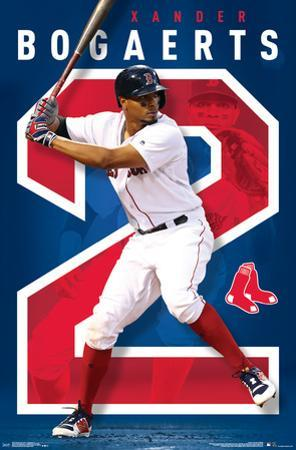MLB: Boston Red Sox- Xander Bogaerts