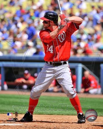 MLB Bryce Harper 2012 Action