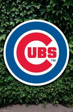 MLB: Chicago Cubs- Ivy Logo