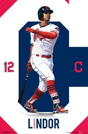 MLB: Cleveland Indians- Francisco Lindor