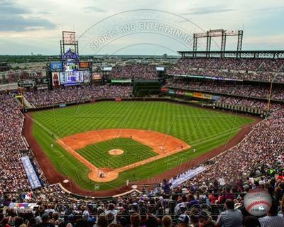 MLB Colorado Rockies Coors Field 2013
