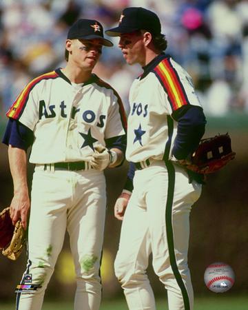 MLB: Craig Biggio & Jeff Bagwell 1992