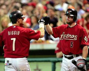 MLB: Craig Biggio & Jeff Bagwell 2004