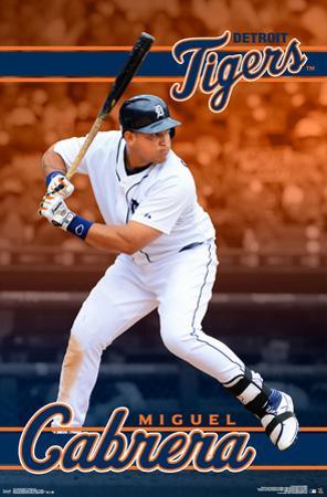 MLB: Detroit Tigers- Miguel Cabrera